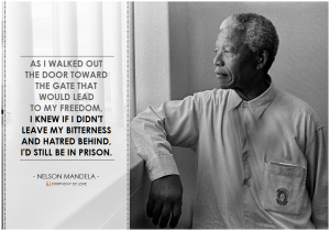 A STEP TOWARDS PEACE The Nobel Peace Prize 1993 Nelson Mandela #3 featured
