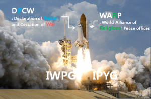 A STEP TOWARDS PEACE HWPL : Heavenly Culture, World Peace, Restoration of Light