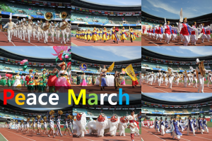 A STEP TOWARDS PEACE Peace is Coming!!! HWPL : 2nd Annual Commemoration of WARP Summit