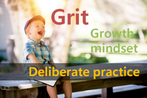 A STEP TOWARDS PEACE Talent or effort? 'Grit & Growth Mindset & Deliberate Practice' talent Growth mindset Grit effort deliberate practice Carol Dweck Angela Duckworth Anders Ericsson