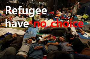 "A STEP TOWARDS PEACE African Refugee in a Suitcase ""Refugee have no choice"" refugee Jimmy Carter Jawaharlal Nehru Gabon first aid Choice Ceuta African refugee"