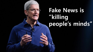 "A STEP TOWARDS PEACE It's Time For Fake News : ""Never Be a Fool"" Veles truth Tim Cook Snopes Samuel Johnson Politifact Obedience Hillary Clinton Fake News Factcheck Donald Trump Digital Gold Rush confirmation bias BuzzFeed Authority"