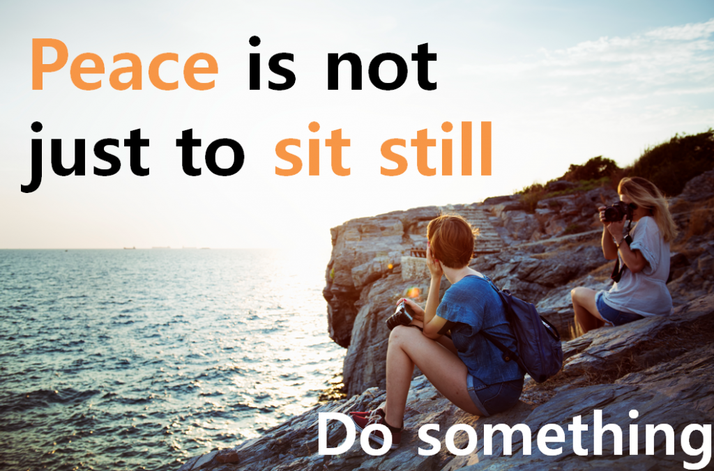 World Peace Quotes A Step Towards Peace