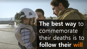 A STEP TOWARDS PEACE Dead White helmet : Peace is the path White helmet Peace Nobel Peace Prize candidates Mahatma Gandhi HWPL DPCW Alliance of Religions