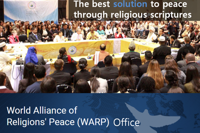A STEP TOWARDS PEACE Religious Leaders Conference in Sweden WARP OFFICE trustworthy scripture Sweden Stockholm scriptures Religious Youth Peace Camps Religious Leaders Conference religious leaders Positive Change for Tomorrow peace-building North Korea-US summit Nobel's spirit Netherlands Myanmar Man Hee Lee Lithuania Korean Peninsula IWPG IPYG India. HWPL DPCW chairman Lee