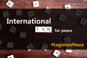 A STEP TOWARDS PEACE #LegislatePeace Campaign in Everywhere ZAMBIA WARP to end WAR Religion NEPAL MONGOLIA Legislate Peace Campaign KOSOVO IPYG international law HWPL's Solutions HWPL DPCW