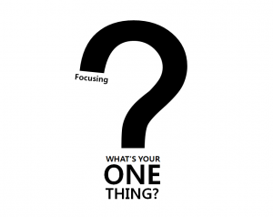 A STEP TOWARDS PEACE [Book review] The ONE Thing : Apply to me What's your one thing? The ONE Thing priority no result my problem Multitasking is a lie Jay Papasan Gary Keller focusing question Focusing Apply to me 66 days