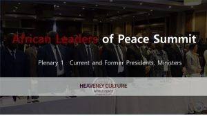 A STEP TOWARDS PEACE African Leaders of Peace Summit : Current and Former Presidents, Ministers #1 WeAreOne WARP Summit WARP OFFICE United Nations the youth ReligiousFreedom Presidents Pray4Peace Plenary PeaceLetter Peaceleader Peacelaw peace biography Nobel Peace Prize Ministers Manheelee leaders of Africa IPYG Card Section HWPL Peace Academy HWPL Day HWPL DPCW_Africa DPCW Declaration of Peace and Cessation of War Chairman Man Hee Lee Africa_Peace African Leaders of Peace Summit African Leaders 29thWorldPeaceTour