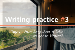 A STEP TOWARDS PEACE Writing practice : How long does it take to get to Venice? #3 Writing practice Topic Gap year Charlie Brown backpacking AWKWARD IS MY SPECIALTY Awkward American college student