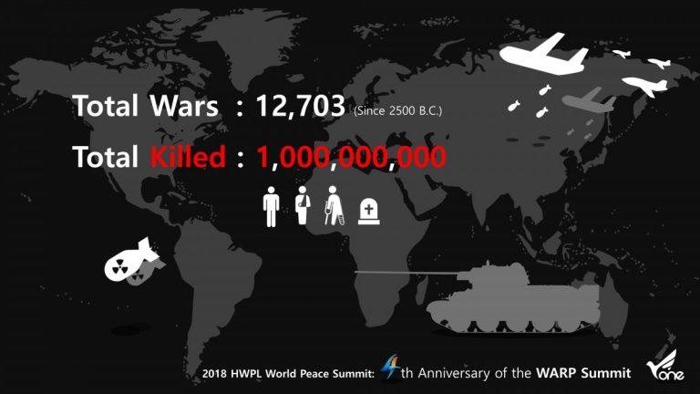 2018 918 HWPL-World Peace-WARP Summit