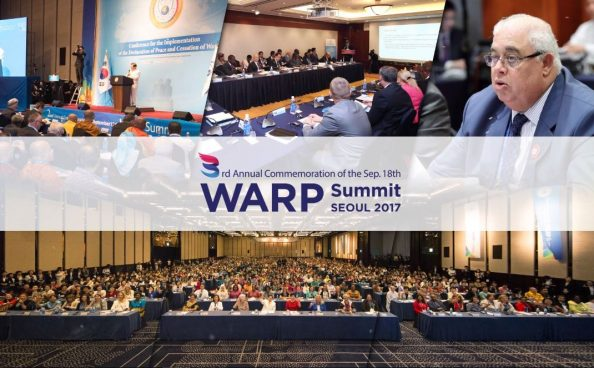A STEP TOWARDS PEACE 2018 HWPL World Peace Summit: The Role of the Youth Youth United Nations Spreading a culture of peace Peaceletters Peaceful unification on the Korean Peninsula peace leaders IWPG IPYG peace letter campaign IPYG HWPL DPCW 2018 HWPL World Peace Summit