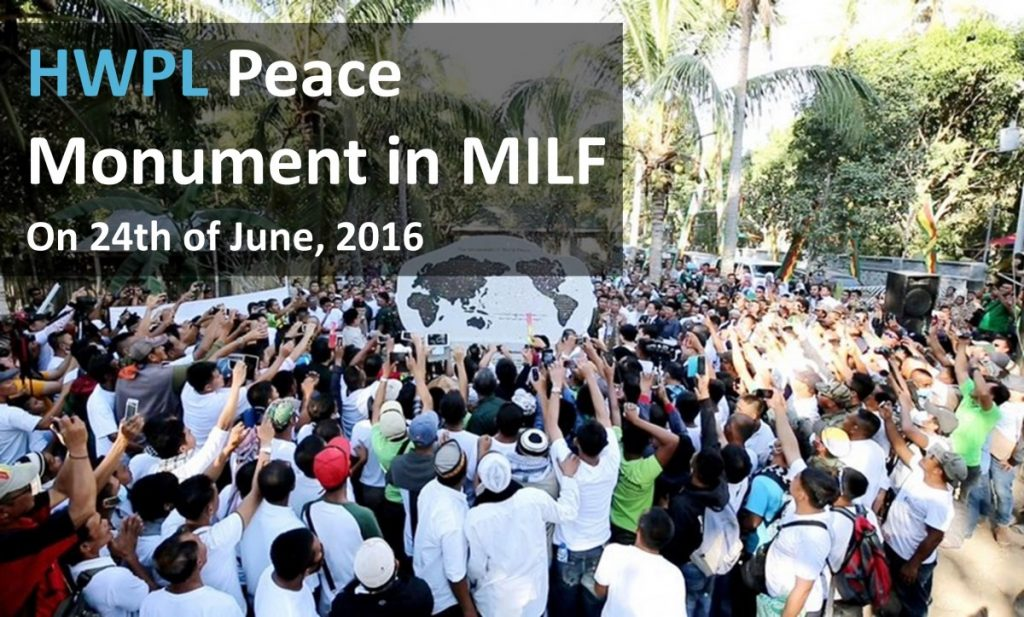 A STEP TOWARDS PEACE Philippine Mindanao Peacebuilding Story Philippine Peacebuilding Philippine Mindanao Peacebuilding