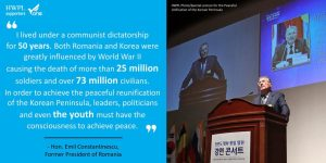 A STEP TOWARDS PEACE HWPL peace quotes with Man Hee Lee #2 President of Baltic-Black Sea Forum Mr. Pravin H. Parekh Man Hee Lee Quotes Man Hee Lee Peace Quotes Man Hee Lee biography Man Hee Lee HWPL peace quotes HWPL Chairman HWPL Hon. Emil Constantinescu H.E. Gennady Burbulis Former State Secretary of Russia Former President of Romania DPCW Confederation of Indian Bar Chairman Man Hee Lee chairman Lee 918 WARP Summit 2018 inter-Korean summit 2018 HWPL World Peace Summit