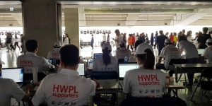 A STEP TOWARDS PEACE HWPL Supporters ONE: WE ARE ONE! WE ARE ONE! WE ARE ONE HWPL's peace efforts HWPL Supporters ONE HWPL DPCW desire for peace Chairman Man Hee Lee 918 WARP 2018 HWPL World Peace Summit