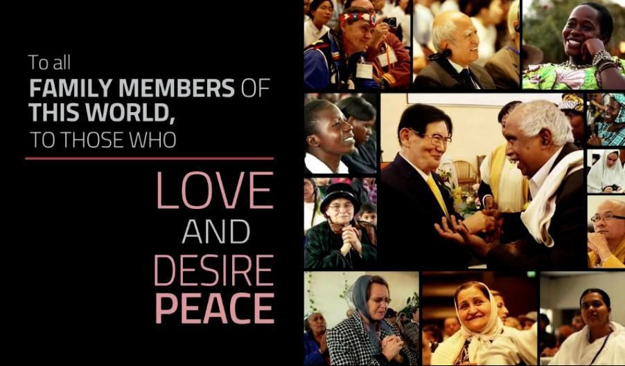 A STEP TOWARDS PEACE HWPL WARP Office: About time Man Hee Lee IWPG HWPL