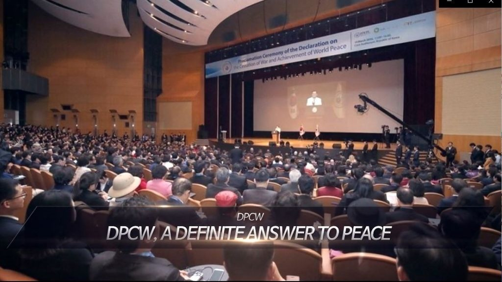 A STEP TOWARDS PEACE Man Hee Lee Peace Biography Man Hee Lee Quotes Man Hee Lee biography Man Hee Lee HWPL DPCW chairman Lee 918 WARP Summit #525_peacewalk