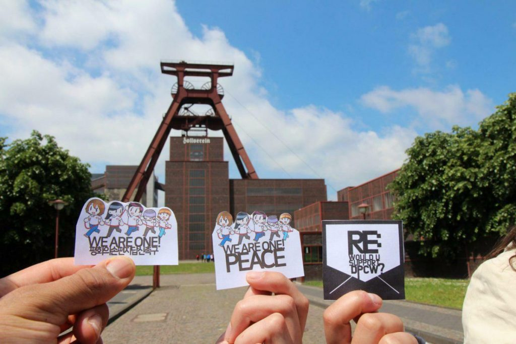 A STEP TOWARDS PEACE [D-day] 6th HWPL Peace Walk, World's Supports for the DPCW Zollverein Taipei 101 Sydney Simon Bolivar RE_Peaceletter Reply Peacewalk Peace Letter Opera House Manheelee Jack Poole Plaza IWPG IPYG HWPL Peace Letter HWPL Guatemala El Salvador DPCW Camps Bay California Buckingham Palace Bo-Kaap Australia Arlene Schnitzer Concert Hall Angel Stadium