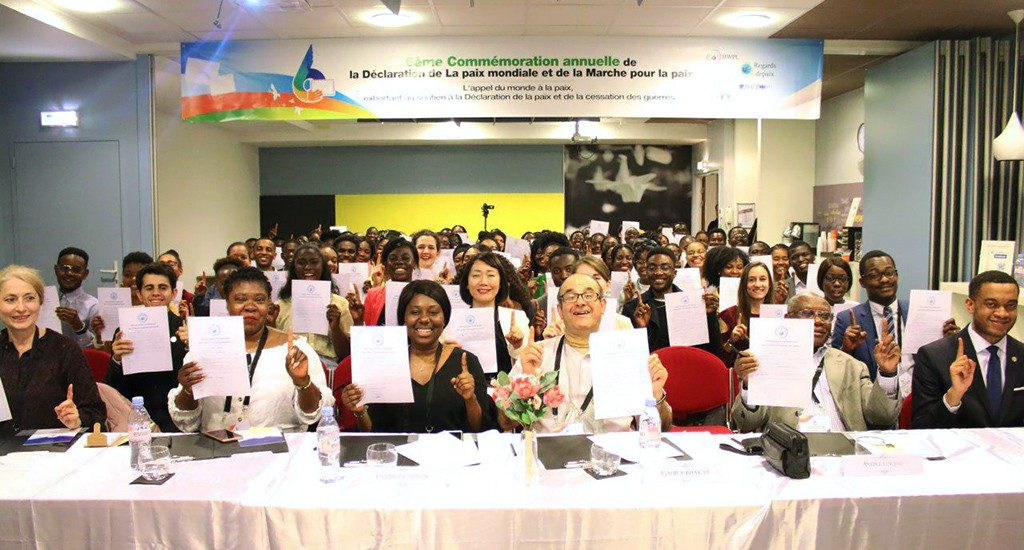 A STEP TOWARDS PEACE HWPL: French Peace Walk for DPCW What is HWPL Universal Declaration of Human Rights natural right manheelee peace biography man hee lee hwpl man hee lee dpcw IPYG hwpl warpsummit hwpl Together Peace hwpl peace walk HWPL Peace Letter hwpl Legislate Peace HWPL French Revolution France