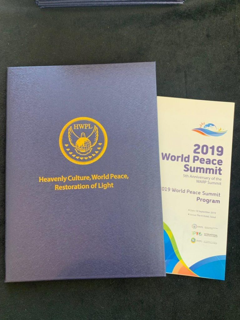 A STEP TOWARDS PEACE [Legislate Peace] 2019 Conference for the Implementation of the DPCW WARPsummit2019 Together_Peace manheelee peace leader Manheelee Man Hee Lee Peace Quotes Man Hee Lee Peace Biography man hee lee dpcw Man Hee Lee biography LPproject hwpl warp summit HWPL Peace Letter hwpl peace legislation hwpl peace legislate hwpl peace law hwpl peace initiative hwpl man hee lee hwpl mail hwpl dpcw HWPL dpcw peace letter dpcw meaning DPCW 2019WorldPeaceSummit #LegislatePeace
