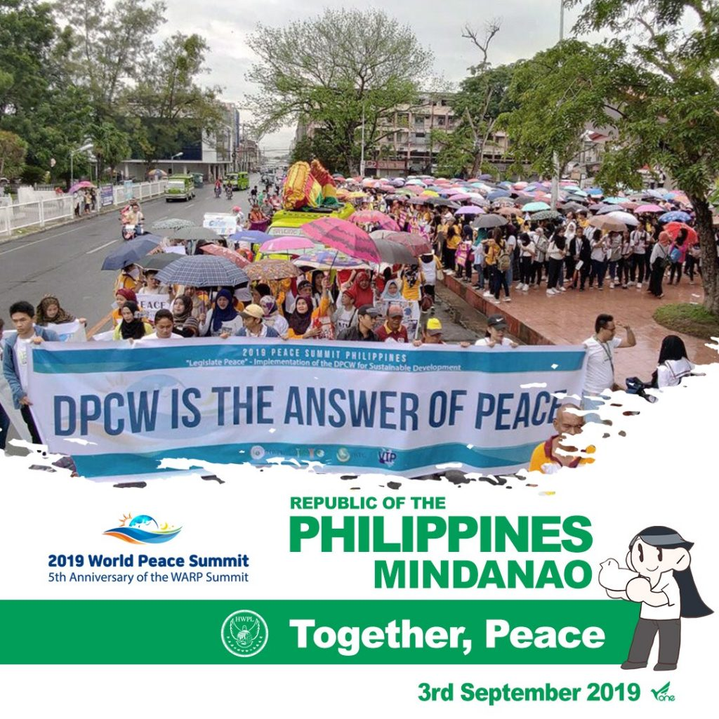 A STEP TOWARDS PEACE [Legislate Peace] HWPL WARPsummit2019, A World-Wide Peace Festival WARPsummit2019 Together_Peace manheelee peace leader Manheelee man hee lee dpcw Man Hee Lee biography LPcampaign Legislate Peace hwpl world peace summit hwpl peace legislation hwpl man hee lee hwpl LP campaign HWPL DPCW 2019WorldPeaceSummit