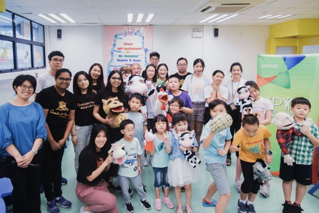 A STEP TOWARDS PEACE Hong Kong Peace Puppetry Workshop Spreading a culture of peace Mengxia Gao Koolamundo Kimberley Kleczka IPYG HWPL Peace education HWPL Hong Kong Peace Puppetry Workshop Hong Kong